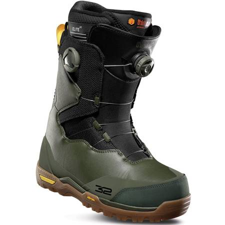 THIRTYTWO Binary BOA (olive/black/gum) snowboard boots