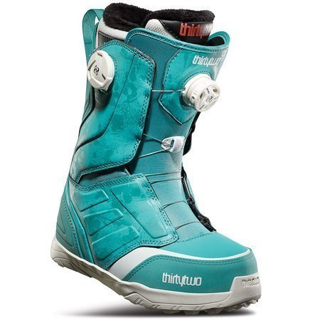 THIRTYTWO Lashed Double BOA WMN (turquoise) snowboard boots