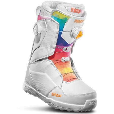 THIRTYTWO Lashed Double BOA WMN (white) snowboard boots