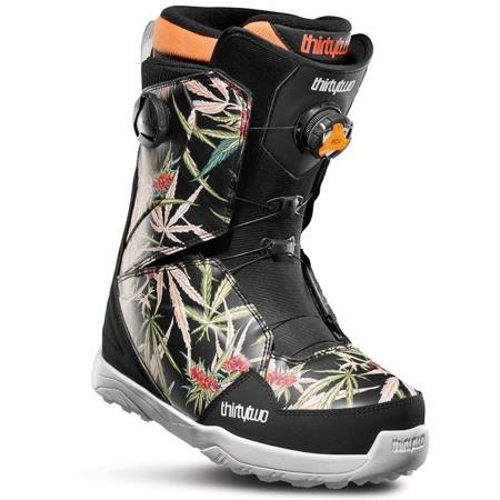 THIRTYTWO Lashed Double BOA (black/aloha) snowboard boots