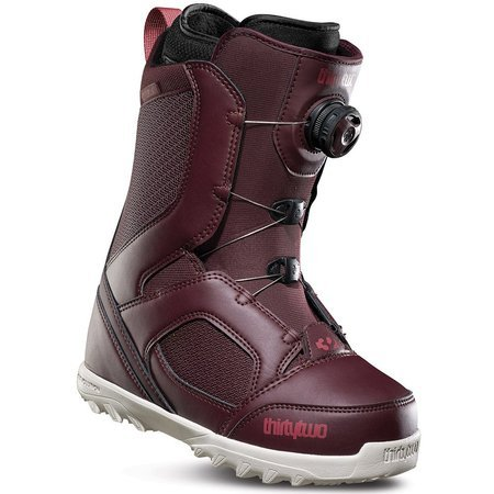 THIRTYTWO STW BOA WMN (burgundy) snowboard boots