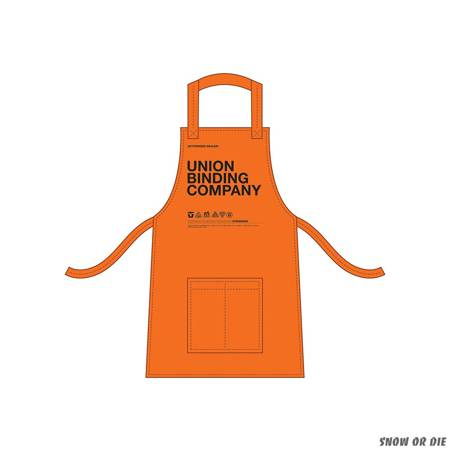UNION Apron (orange)