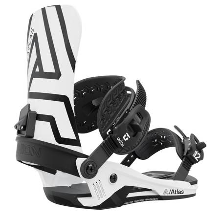 UNION Atlas '22 (white) snowboard bindings