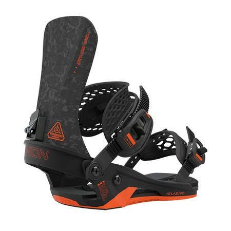 UNION Atlas FC '21 (black) snowboard bindings
