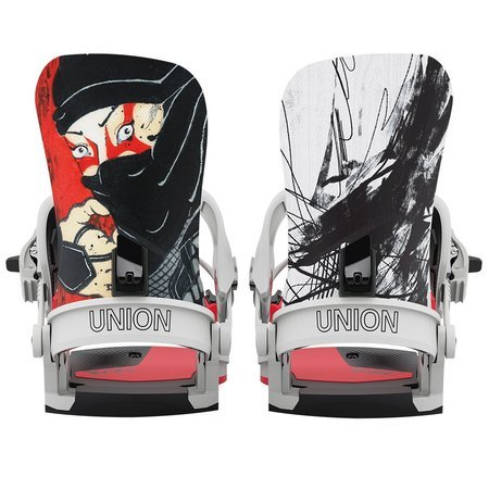 UNION Atlas Kazu '21 Union Custom House snowboard bindings