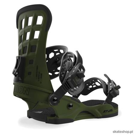 UNION Atlas (matte green) snowboard bindings