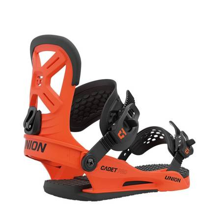 UNION Cadet Pro 21' (union orange) snowboard bindings
