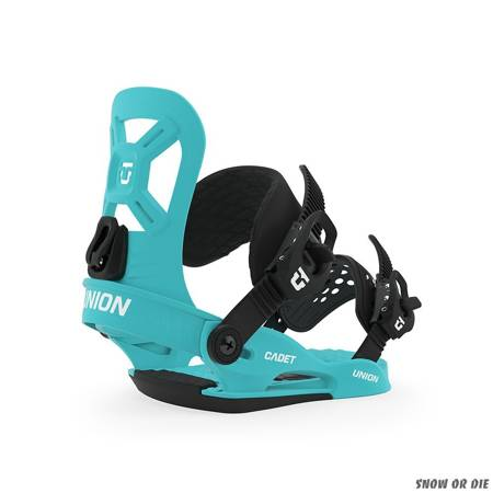 UNION Cadet XS (blue) snowboard bindings