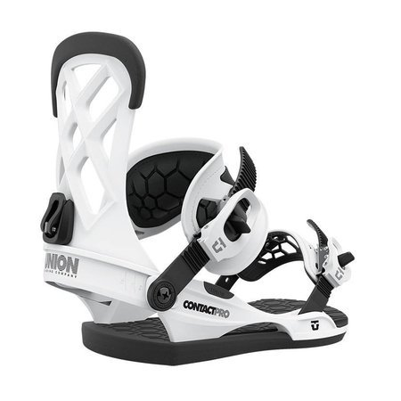 UNION Contact Pro '21 (white) snowboard bindings