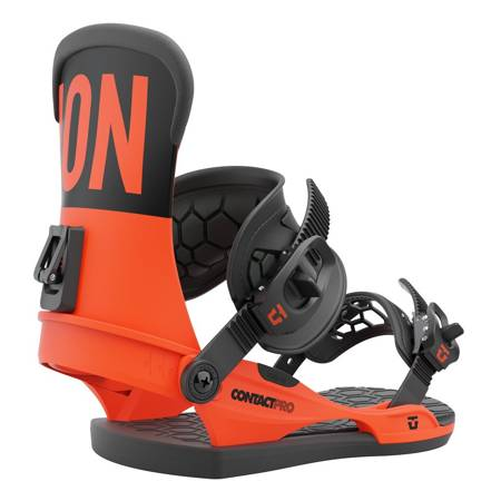UNION Contact Pro '22 (orange) snowboard bindings