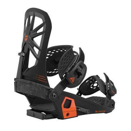 UNION Expedition FC '21 (black) snowboard bindings