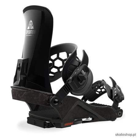 UNION Expedition FC (black) splitboard bindings