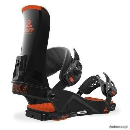 UNION Expedition (black) splitboard bindings