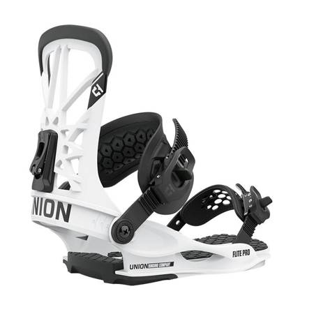 UNION Flite Pro '21 (white) snowboard bindings