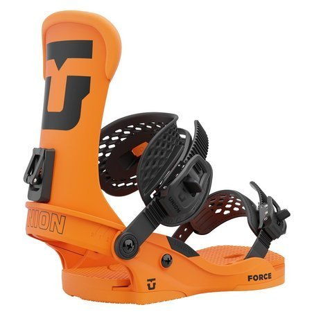 UNION Force '22 (flo orange) snowboard bindings