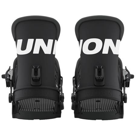 UNION Force 5 Packs Union Custom House (black) snowboard bindings