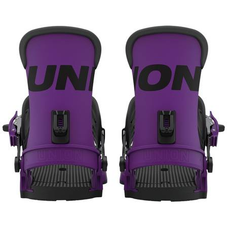 UNION Force 5 Packs Union Custom House (purple) snowboard bindings