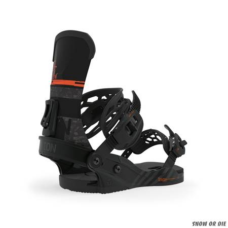 UNION Forged Force (black) snowboard bindings