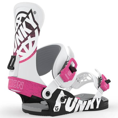 UNION Funky Union Custom House (hot lava) snowboard bindings