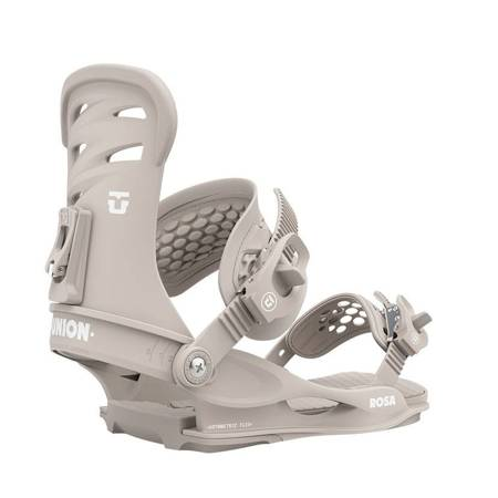 UNION Rosa WMN '21 (warm grey) snowboard bindings