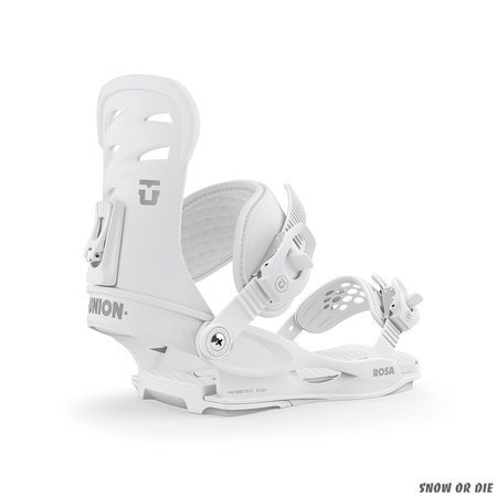 UNION Rosa WMN (white) snowboard bindings