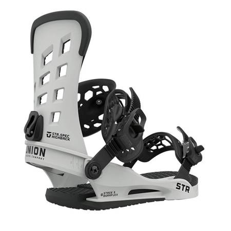 UNION STR '21 (stone) snowboard bindings