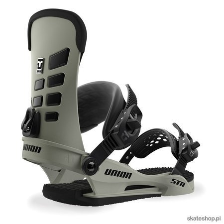 UNION STR (black) snowboard bindings