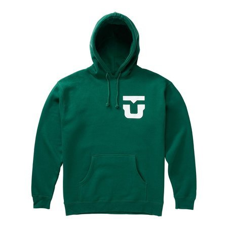 UNION Team Hoodie Hood '21 (green) hood