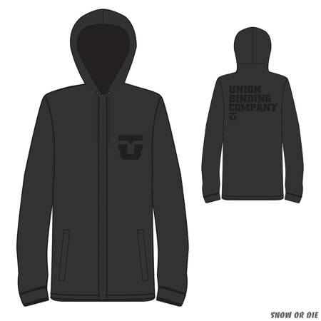 UNION Team Jacket (black)