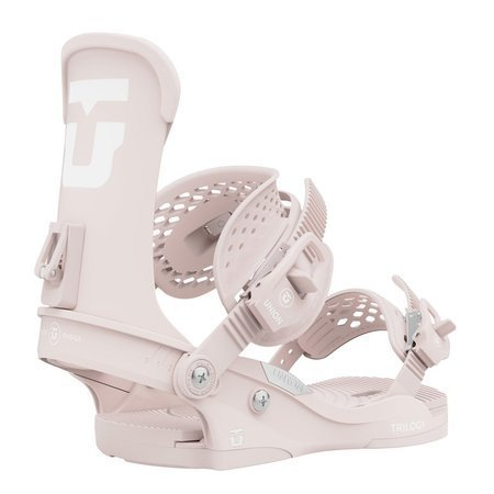 UNION Trilogy WMN '22 (soft pink) snowboard bindings