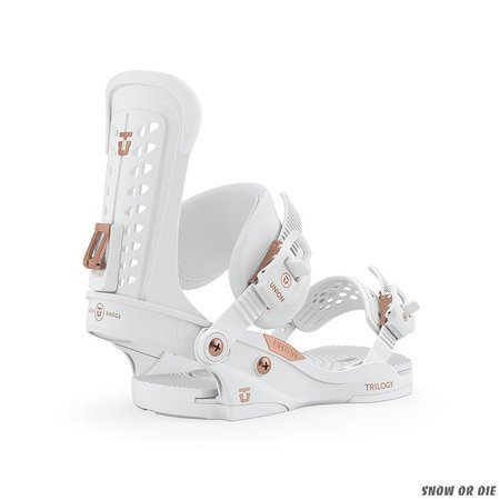 UNION Trilogy WMN (white) snowboard bindings