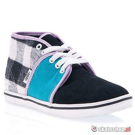VANS Camryn WMN black/blue shoes