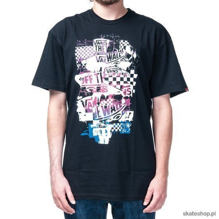 VANS OTW Checker Blaste (purple/black) t-shirt