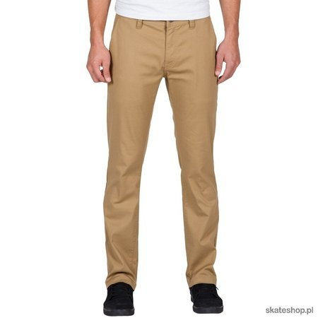 VOLCOM Frickin Modern Stretch (dark khaki) pants