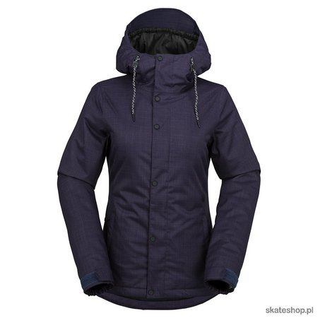 Volcom Snowboard jacket Bolt Ins (deep purple)
