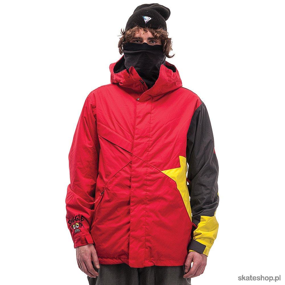 476c3deca 686 Ltd Ed Snaggletooth Junior red jacket