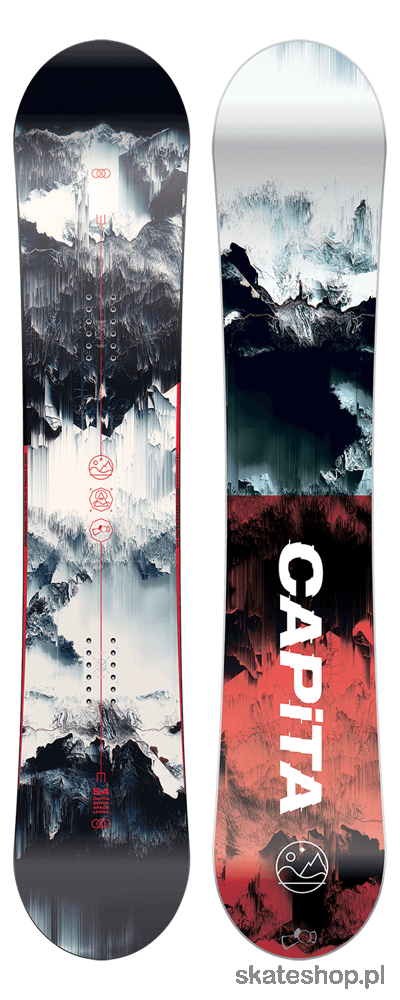 d6bdde055 You are here: Main page · GEAR · SNOWBOARD · Snowboards; CAPITA Outerspace Living  154 snowboard