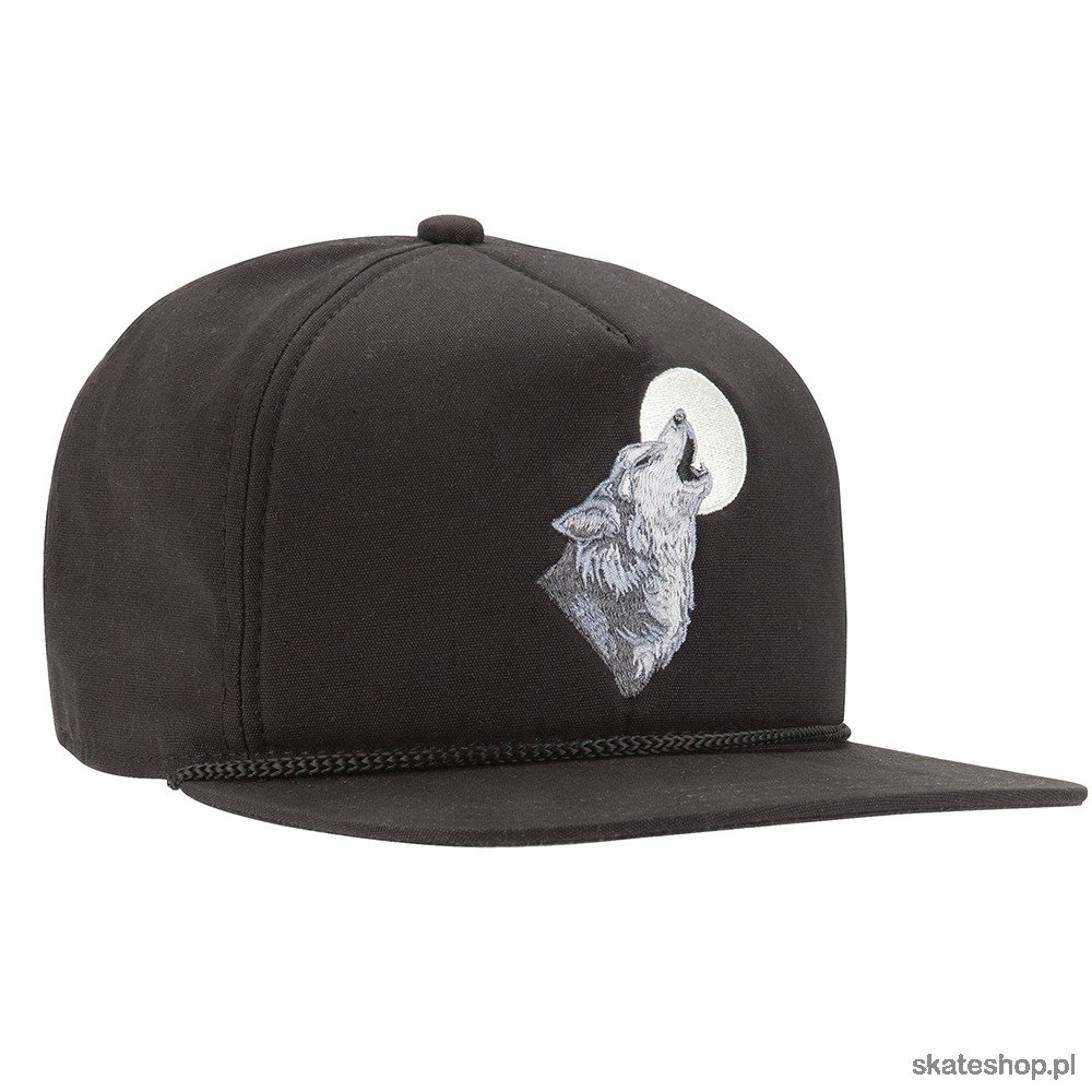 3bb565d1382 COAL The Lore (black) snapback ...