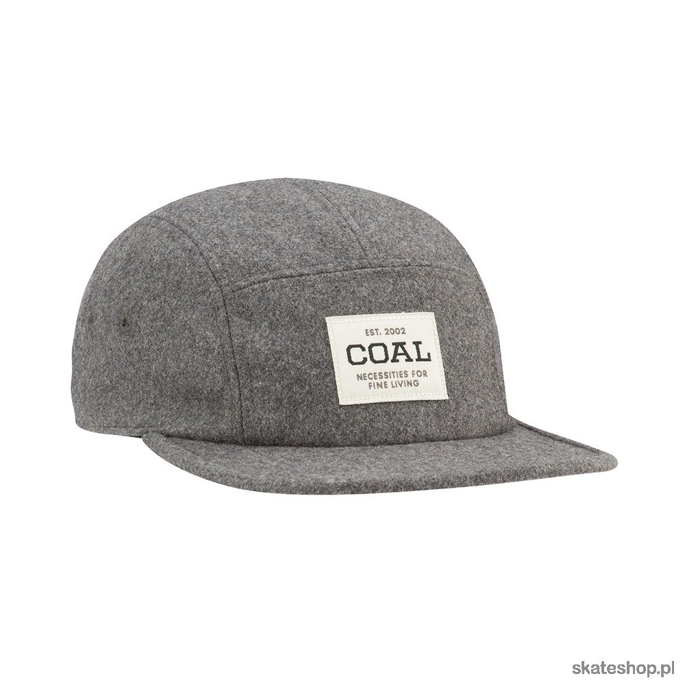 9c058b8b4d1 COAL The Richmond (Heather Grey Flannel ) cap ...
