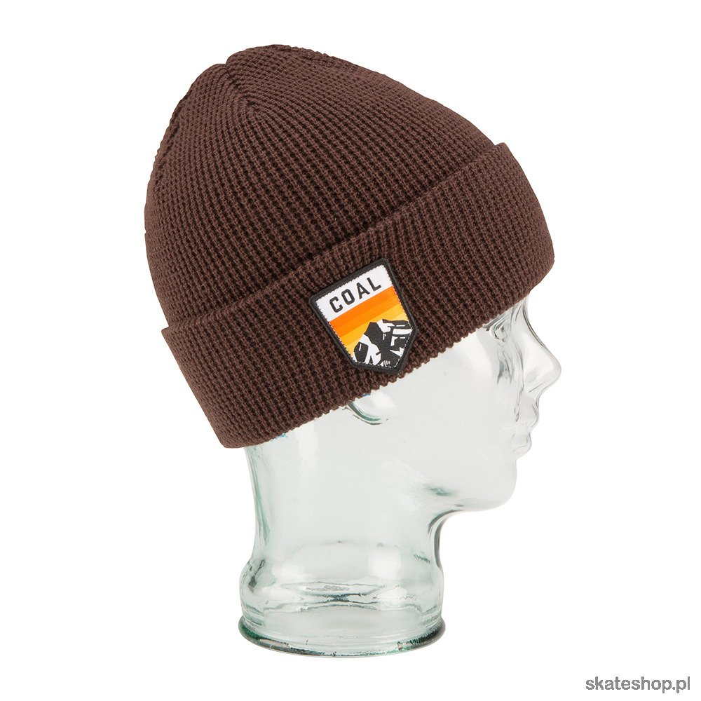 e20c45f6333 COAL The Summit Beanie (brown) hat ...
