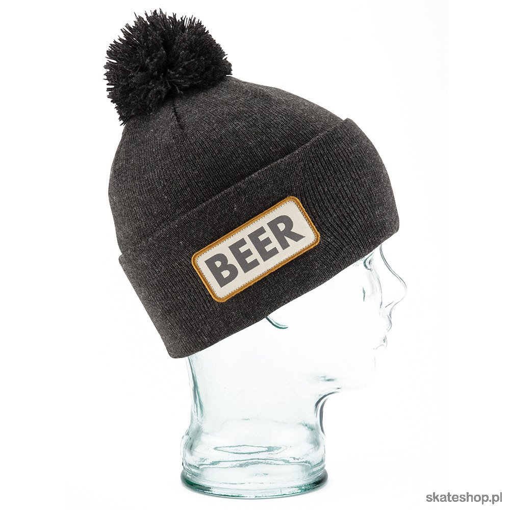 861334536ce COAL The Vice (heather black) winter hat ...