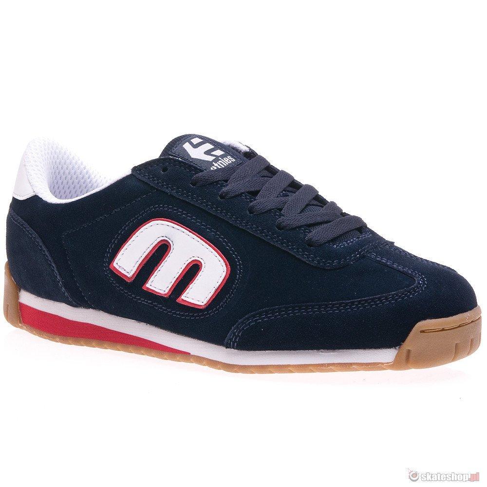 aliexpress gdzie kupić więcej zdjęć ETNIES Lo Cut II LS '13 (navy/red) shoes     Skateshop ...