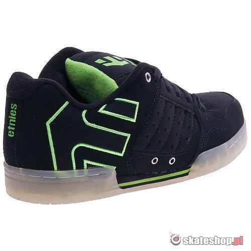 popularne sklepy ładne buty sprzedawca detaliczny ETNIES Piston (black/green) shoes Sale