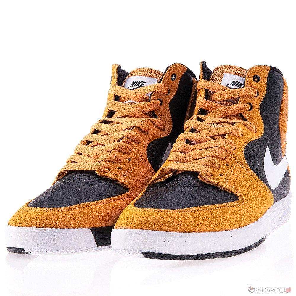 Buty Nike Paul Rodriguez 7 High Laser Orange White Black