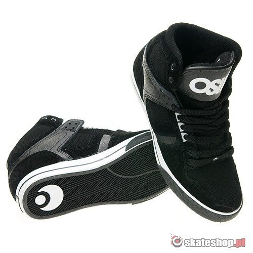 OSIRIS NYC 83 Vlc black/white/3m shoes Sale