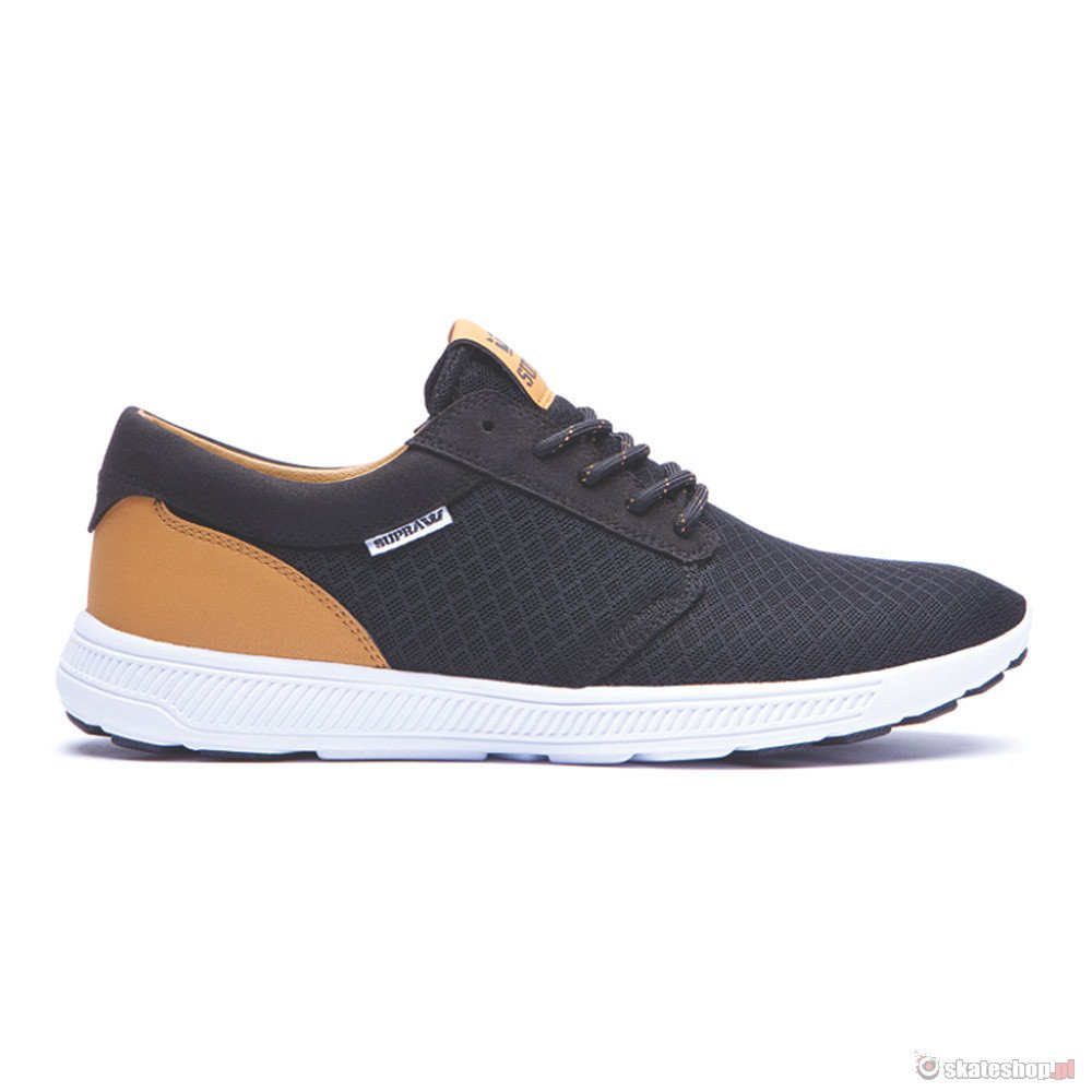 ec9aea581812 ... SUPRA Hammer Run (black brown white) shoes ...