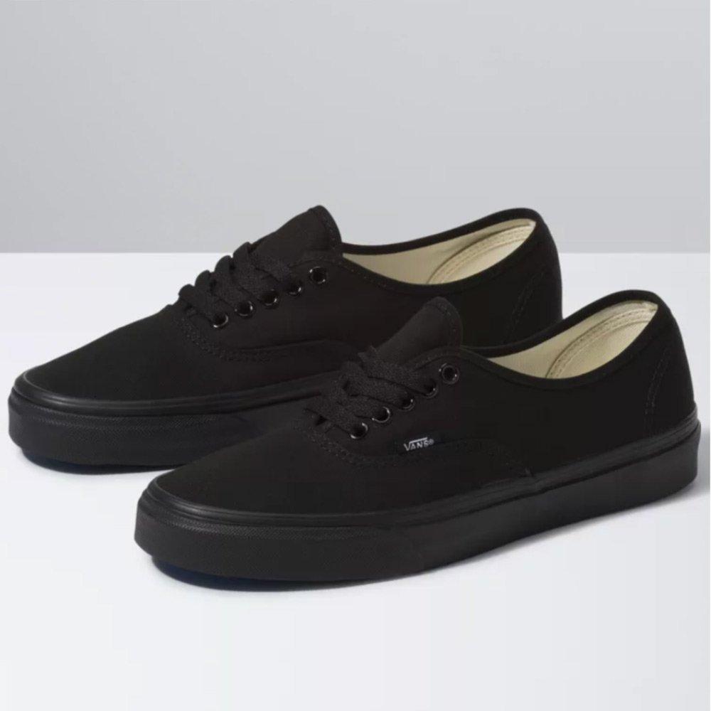 VANS Authentic (blackblack) shoes black   SHOES  All Shoes
