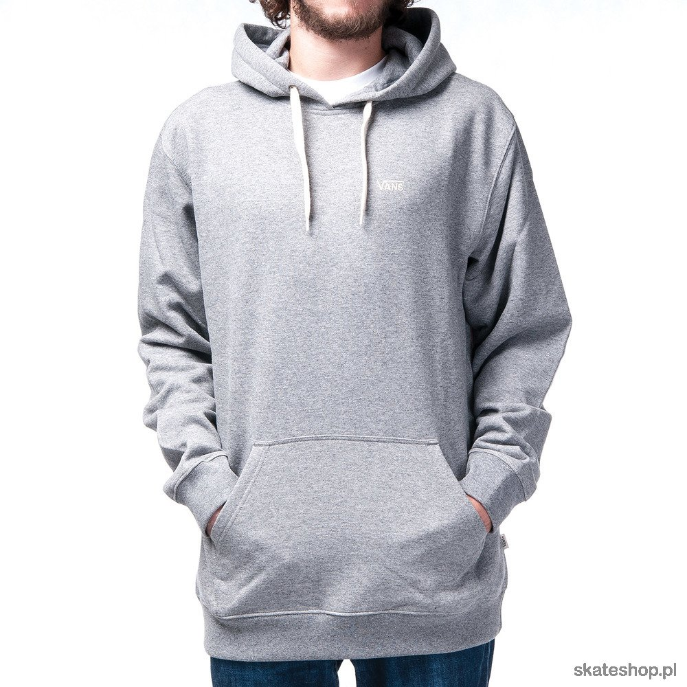 f11031f52e ... VANS Core Basics Pullover (concrete heather) hoodie ...