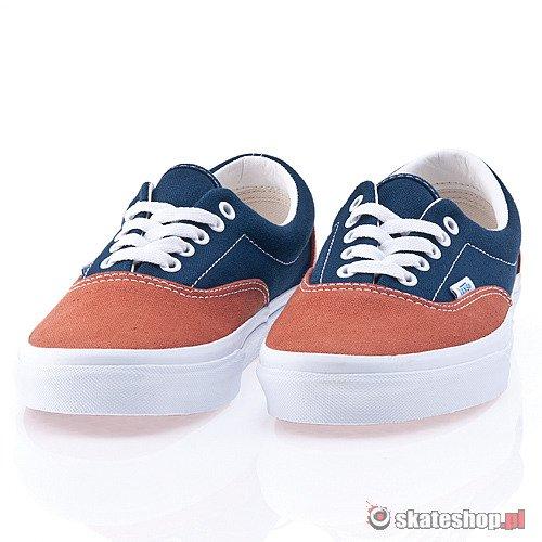 20a79ec90f ... VANS Era (gold coast ginger bread dress blue) shoes ...