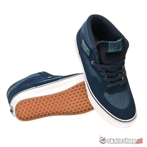 3b71bd91c7 VANS Half Cab Chambray peact indian teal shoes ...